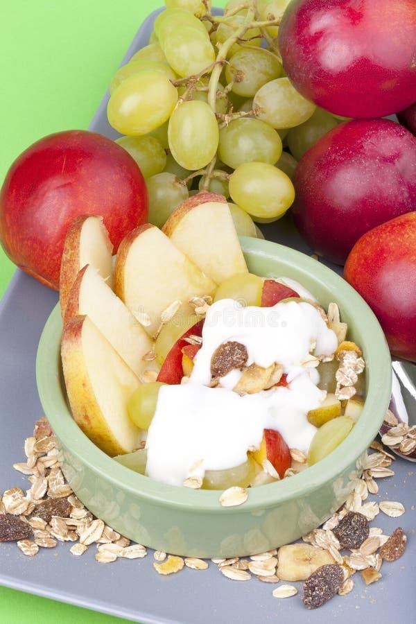 Desayuno sano. imagenes de archivo