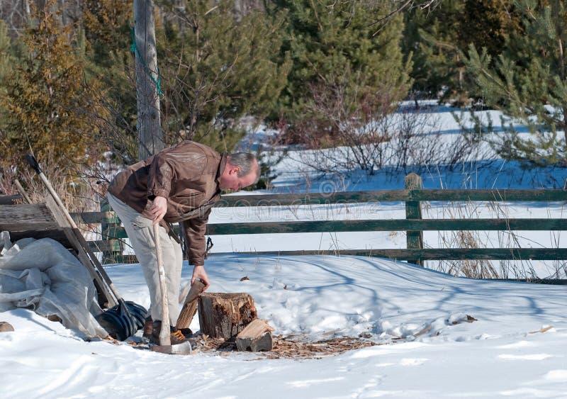 Desbastando a madeira. fotografia de stock royalty free