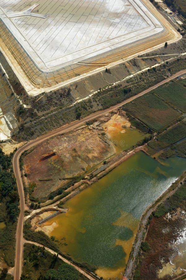 Descarga de la mina fotografía de archivo