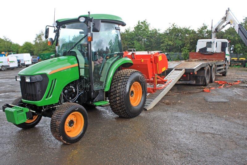 Descarga del tractor imagenes de archivo