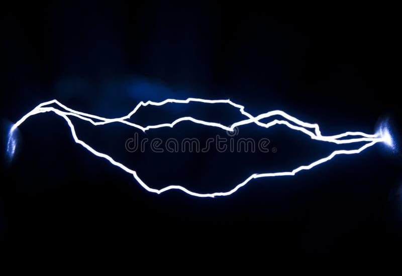 Descarga elétrica imagens de stock royalty free