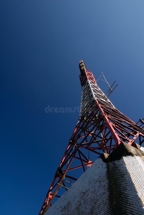 Descarte da torre eletrônica fotografia de stock
