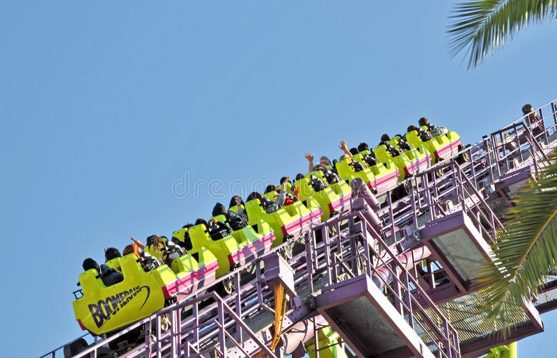 Download Descending Backwards editorial photo. Image of ride, speed - 33955616
