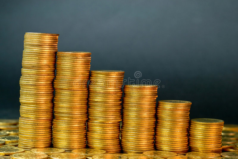 Download Descending chart stock photo. Image of euro, finance, cent - 3377980