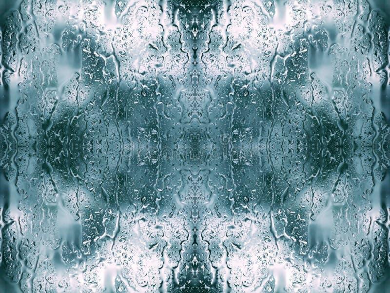 Descensos Del Agua Imagen de archivo