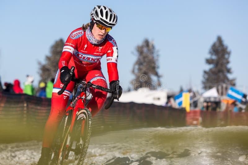 Deschutes-Brauerei-Schale Cyclocross stockfoto