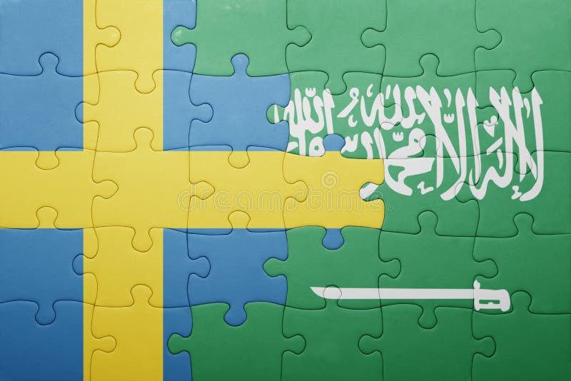 Resultado de imagen para Suecia Arabia Saudita banderas