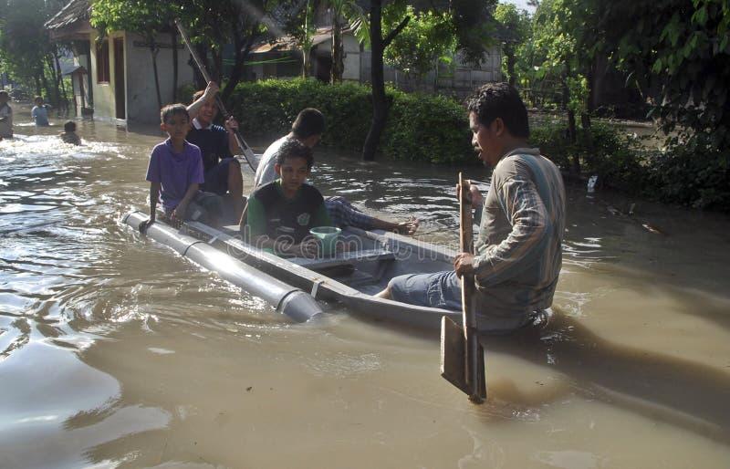 DESCRIPCIÓN DEL CLIMA DE INDONESIA imágenes de archivo libres de regalías