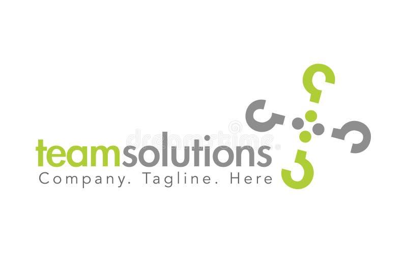 Descripteur 5 de logo de document illustration de vecteur