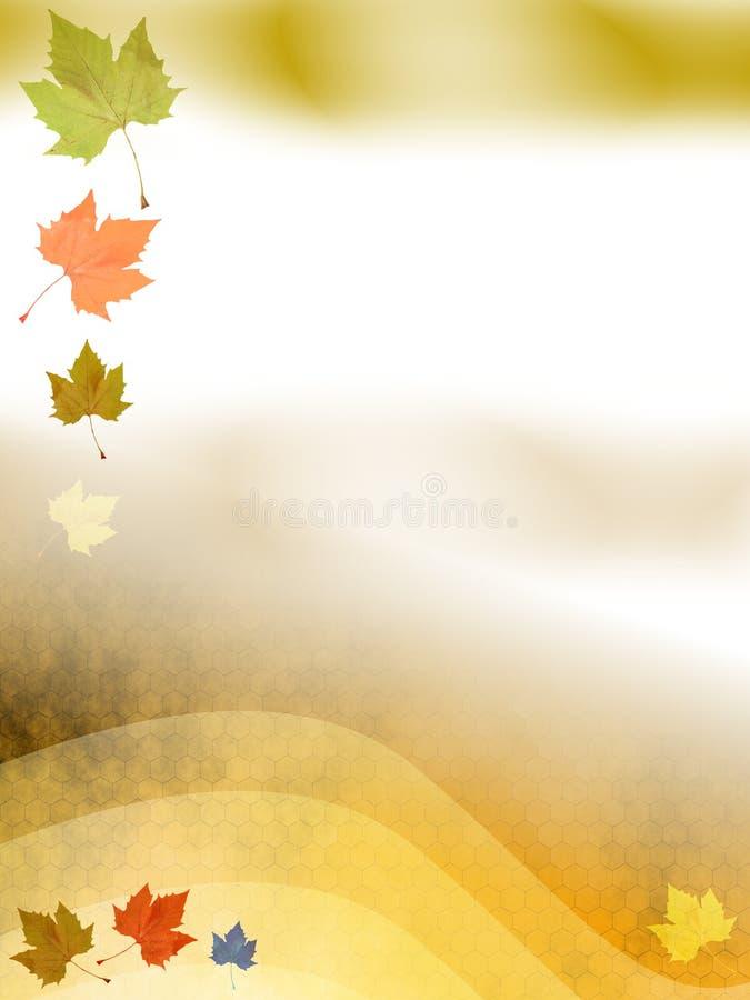descripteur d'automne illustration de vecteur