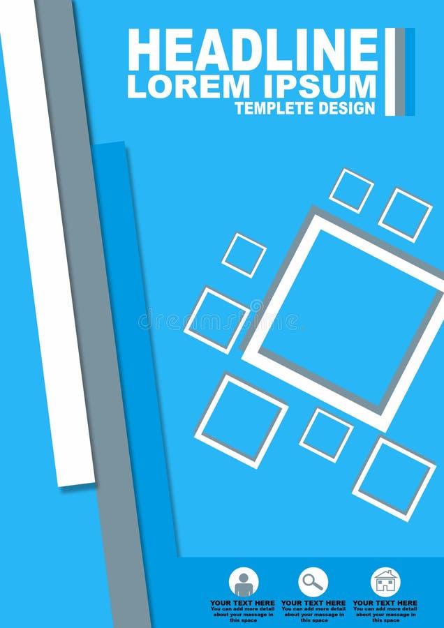 Descripteur de conception illustration libre de droits