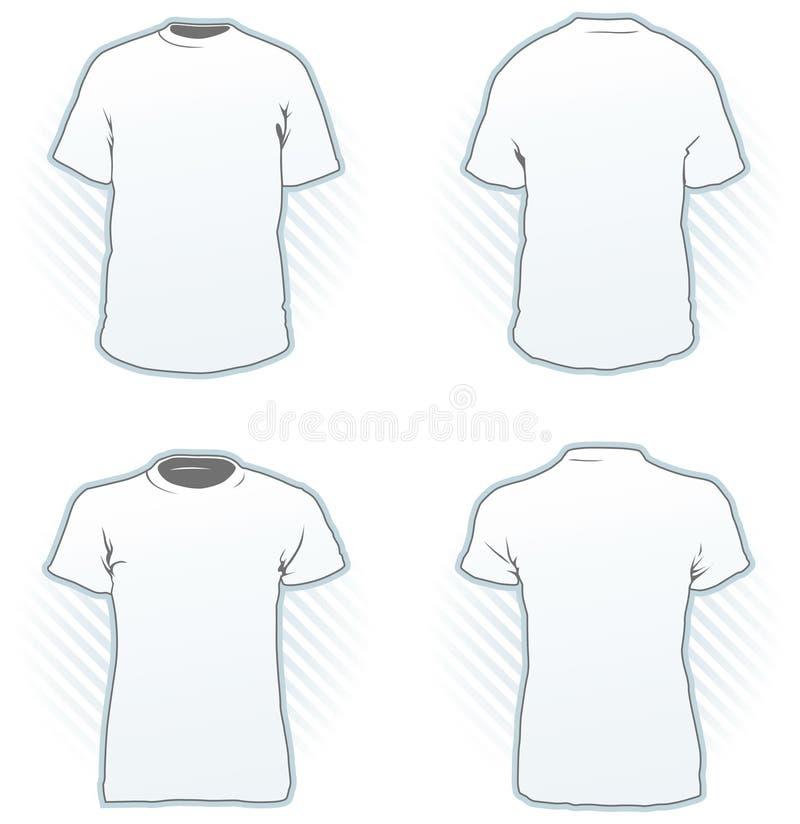 Descripteur de conception de T-shirt illustration de vecteur