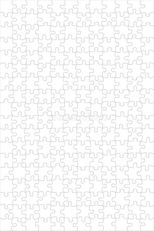 Descripteur de puzzle illustration stock