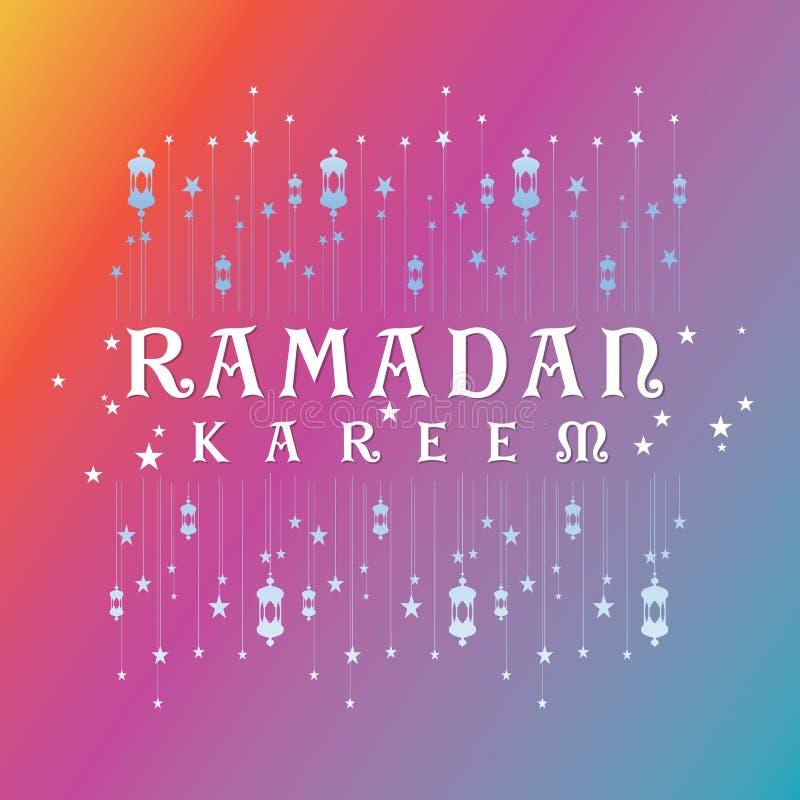 Descripteur de Ramada illustration libre de droits