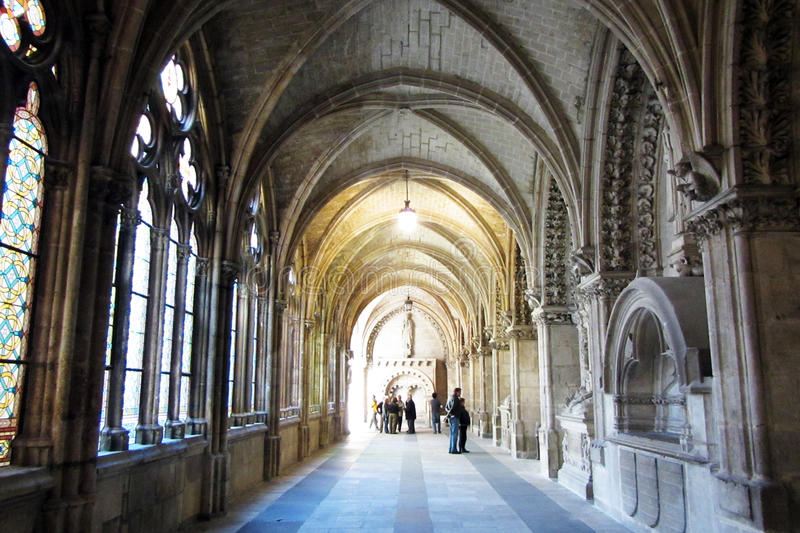 Descubrimiento de Burgos fotografía de archivo