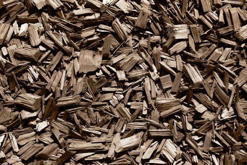Desecho de madera fotos de archivo