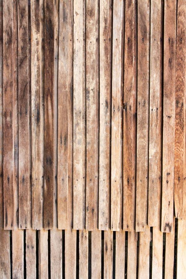 Deseczka ścienni panel starzy obraz stock