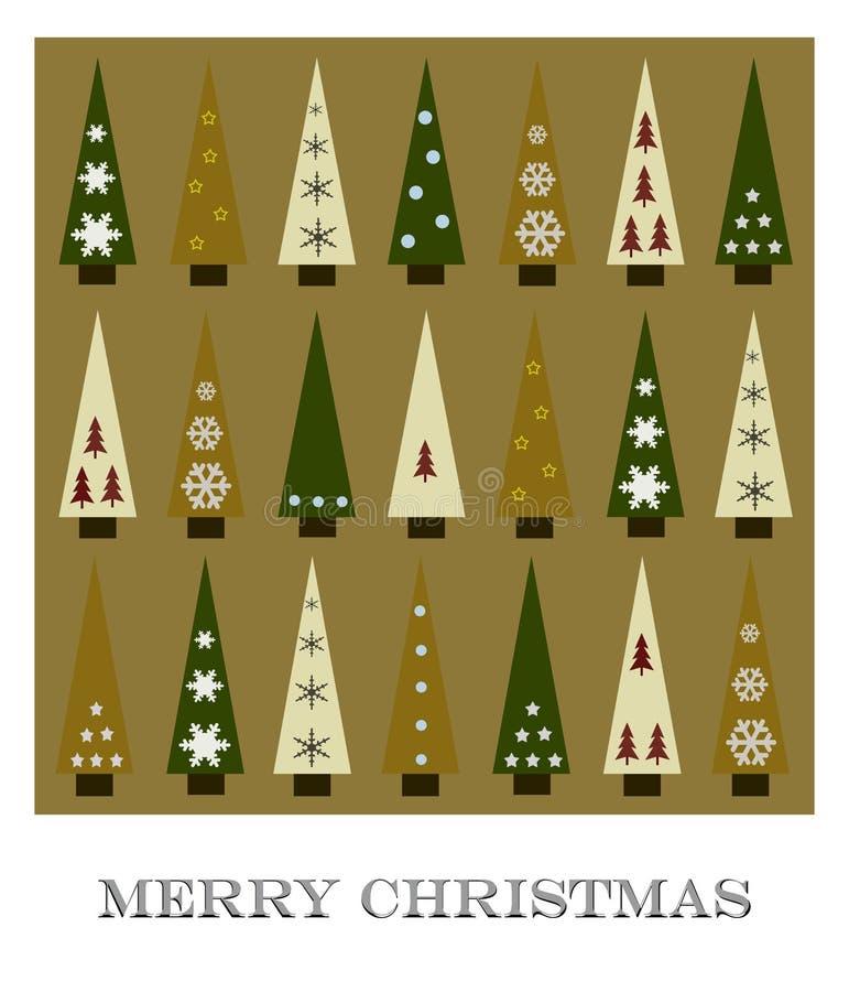 Desejos do Natal ilustração royalty free