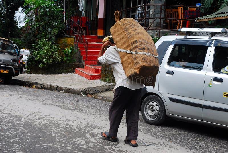 Desemprego e pobreza fotografia de stock royalty free