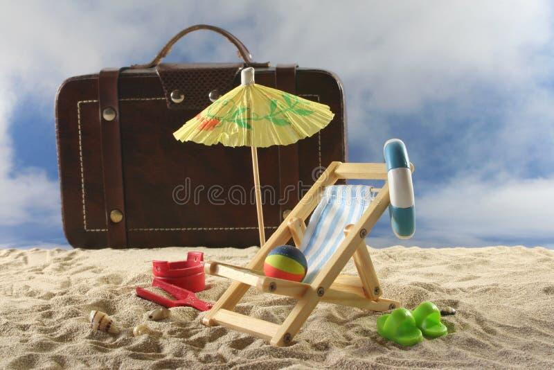 Desengate das férias foto de stock royalty free