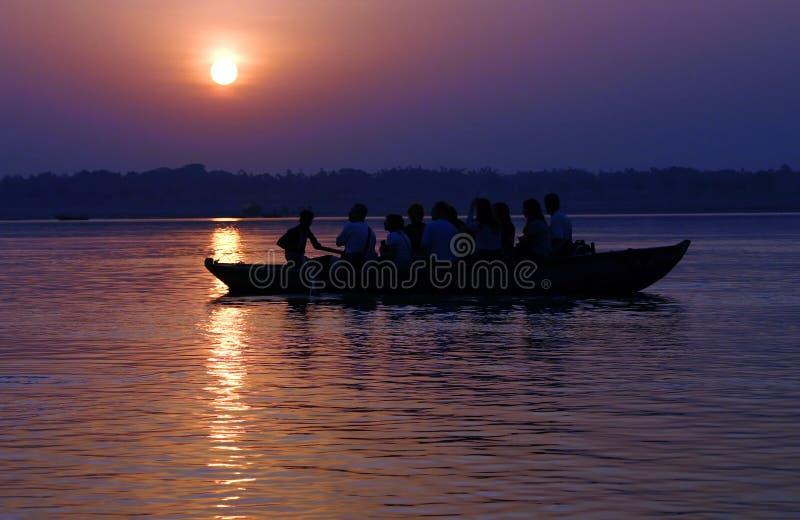 Desengate do nascer do sol fotografia de stock royalty free