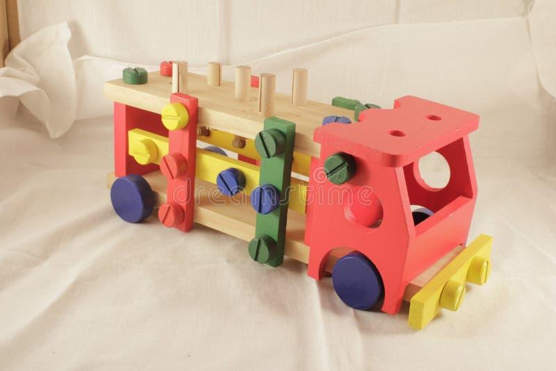 Desenhista e ferramentas do carro do brinquedo imagem de stock royalty free