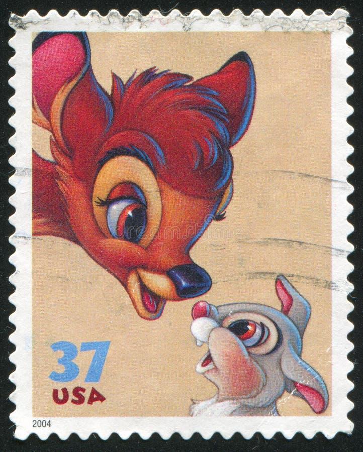 Desenhos animados de Disney imagens de stock royalty free