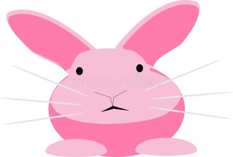 Desenhos animados do coelho imagens de stock