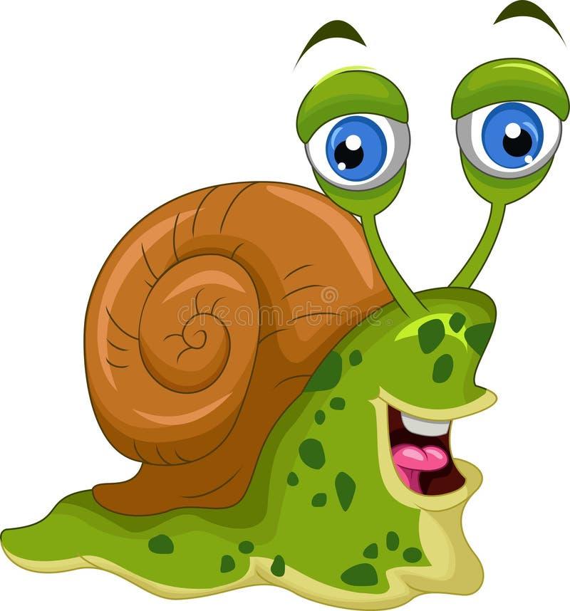 Desenhos animados verdes bonitos dos locustídeo ilustração stock
