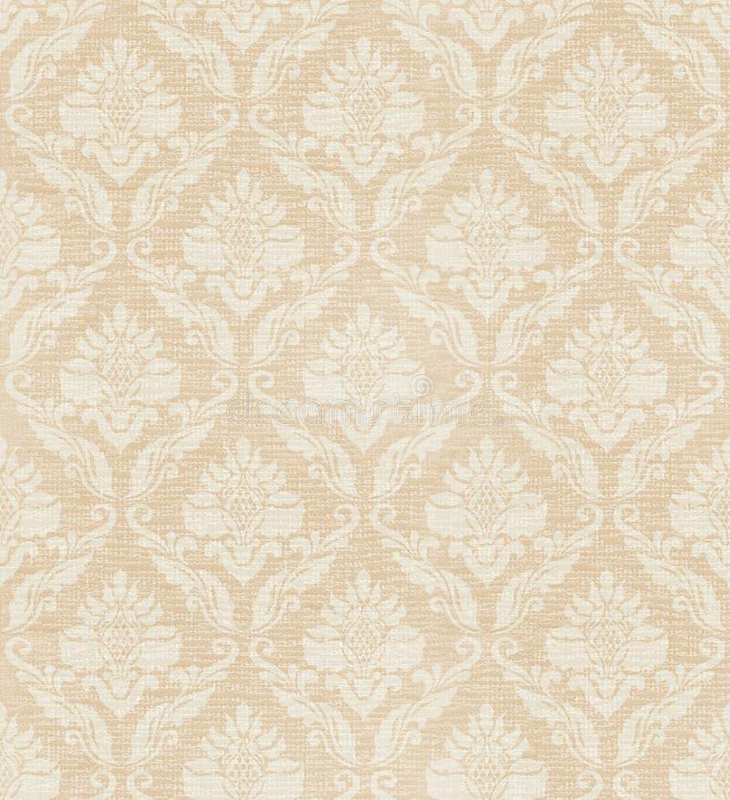 deseniowa bezszwowa tkanina royalty ilustracja