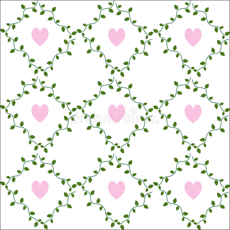 Deseniowi dandelions fotografia stock