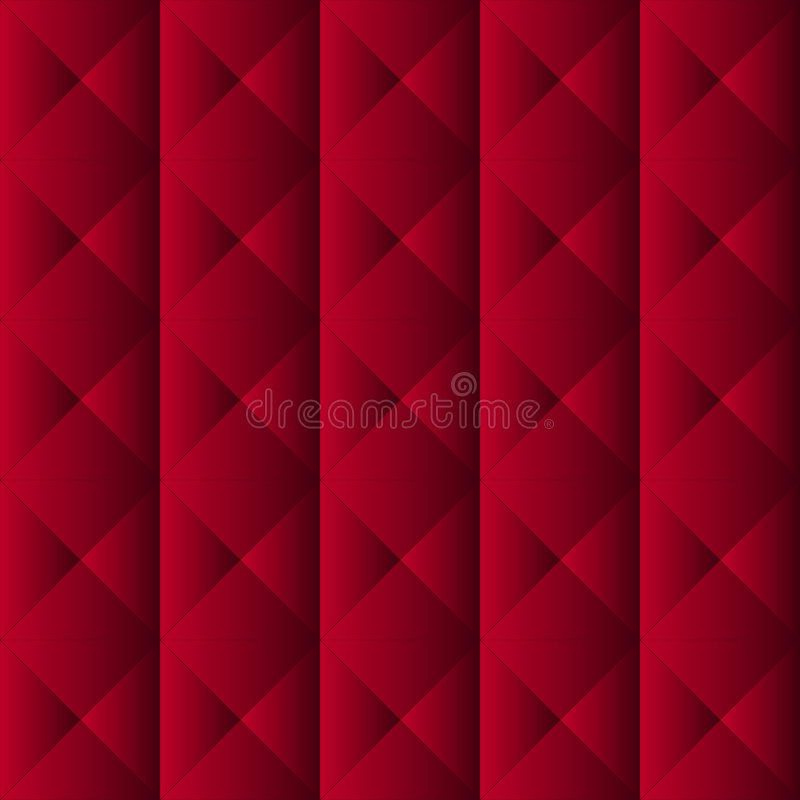 deseniowy czerwony tapicerowanie ilustracji