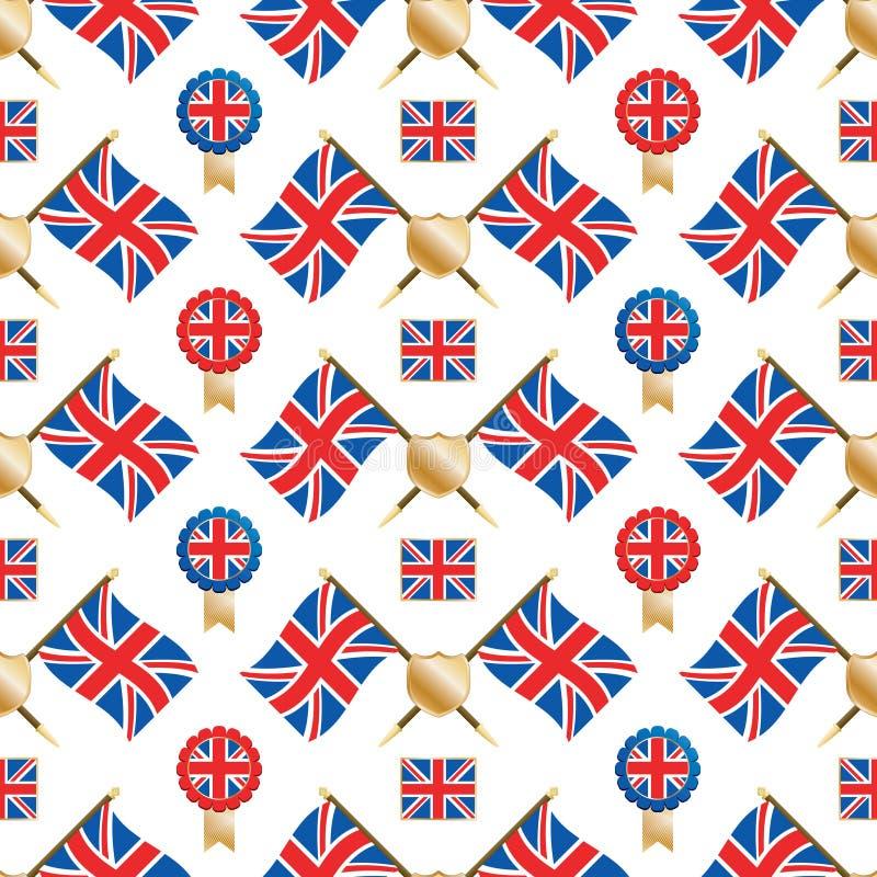 deseniowy dźwigarki zjednoczenie royalty ilustracja