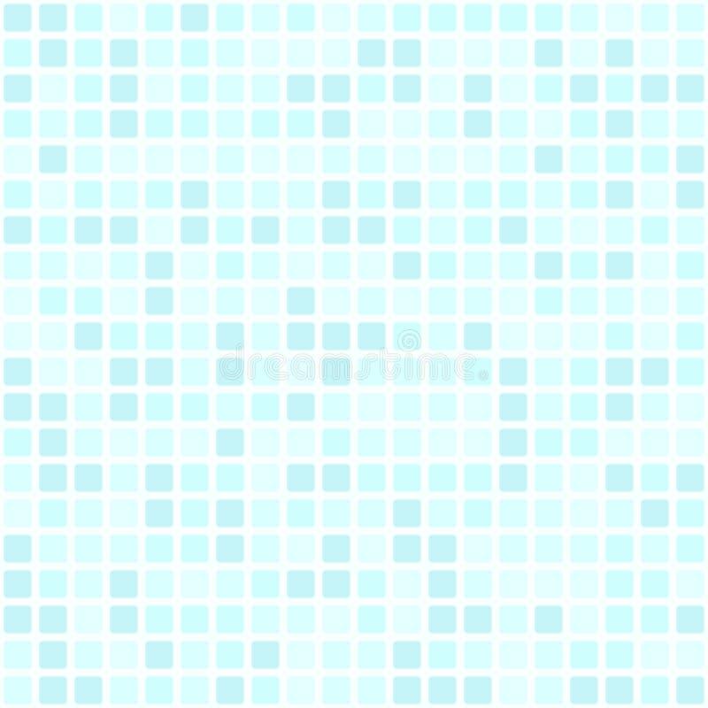 deseniowy kwadrat Seamess wektor ilustracji