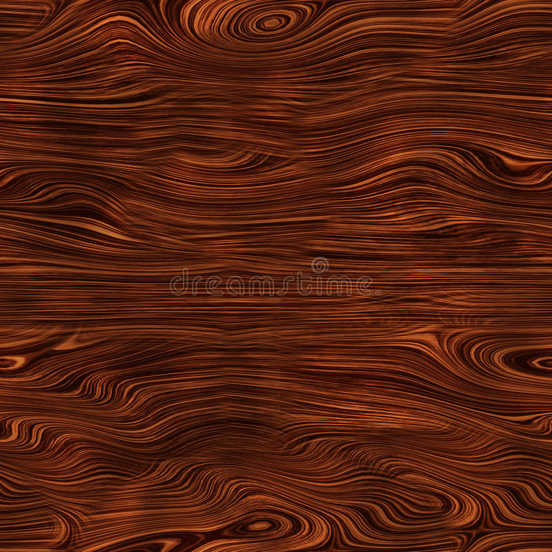 deseniowy powtarzalny drewno płynnie ilustracja wektor