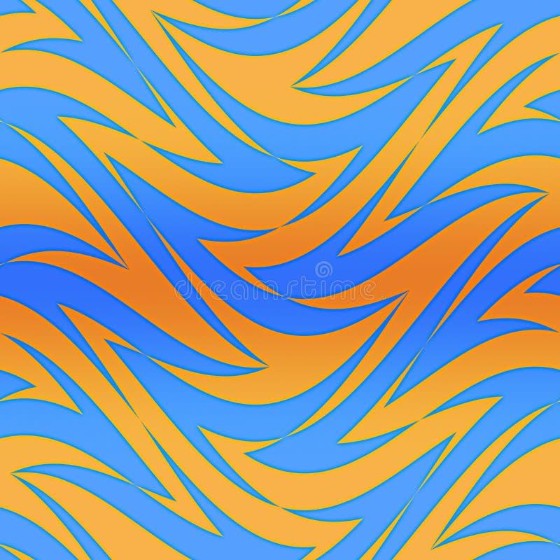 deseniowy retro ilustracja wektor