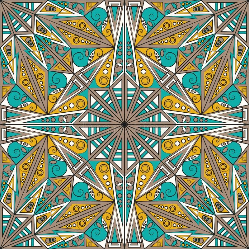 deseniujący abstrakcyjne tło ilustracji