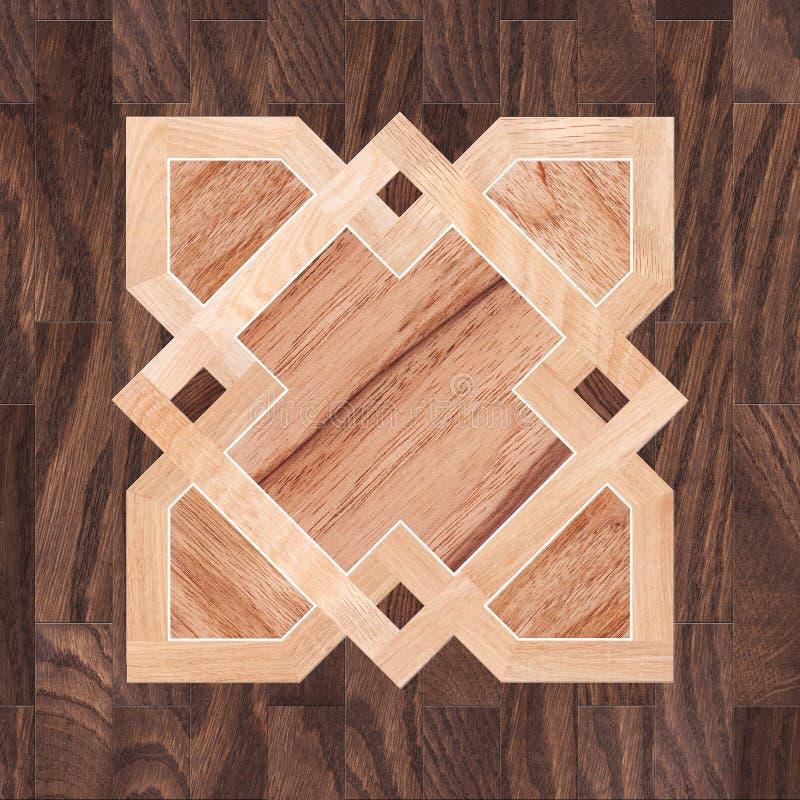 deseniuje floorboard na parkietowym tle zdjęcia royalty free