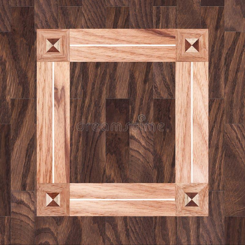 deseniuje floorboard na parkietowym tle zdjęcie stock