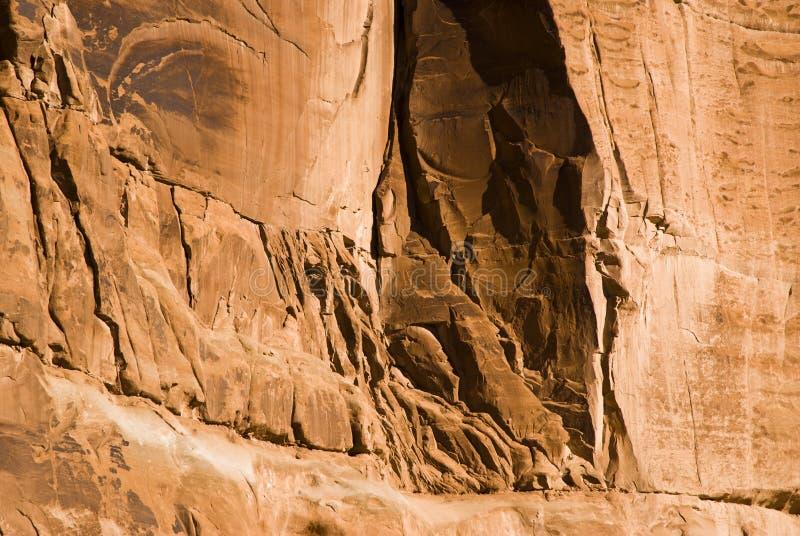 deseniuje piaskowa obrazy royalty free