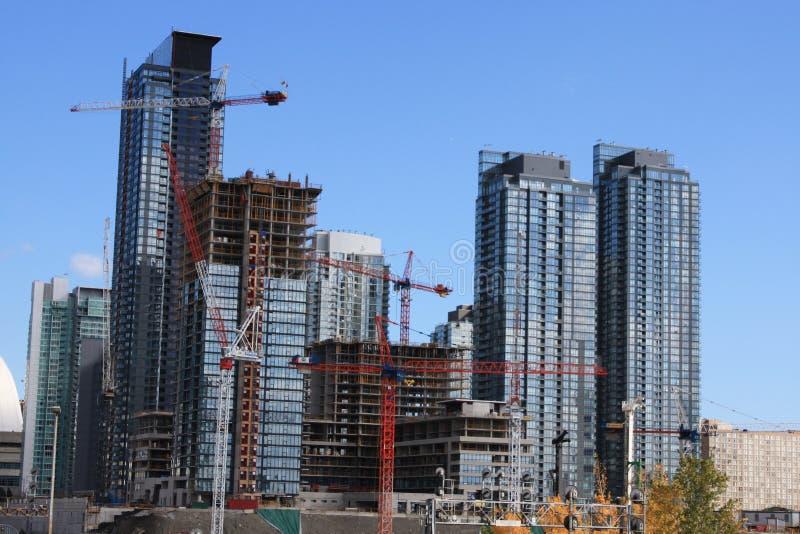 Desenvolvimento 32 de Toronto foto de stock royalty free
