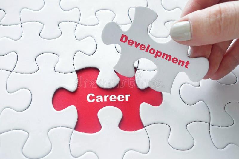 Desenvolvimento de carreira imagem de stock royalty free