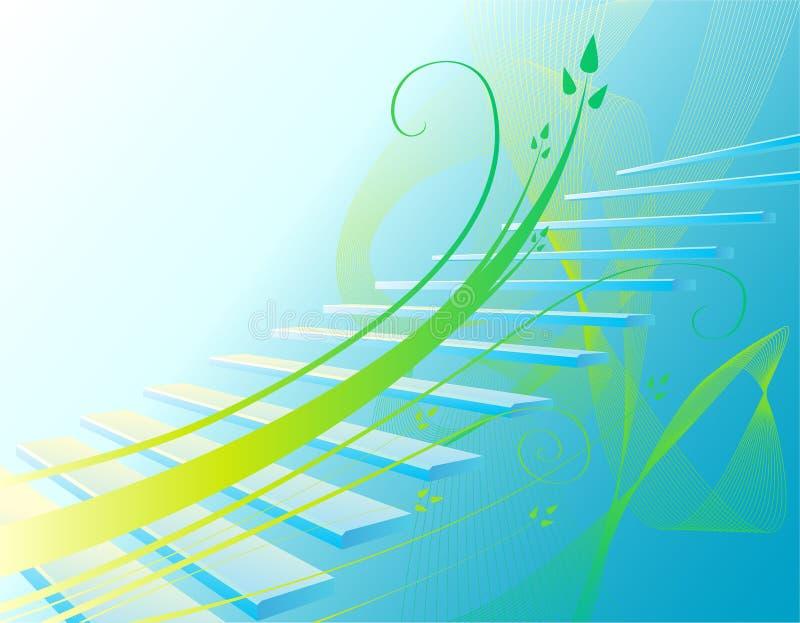 Desenvolvimento sustentável ou negócio amigável do eco ilustração royalty free