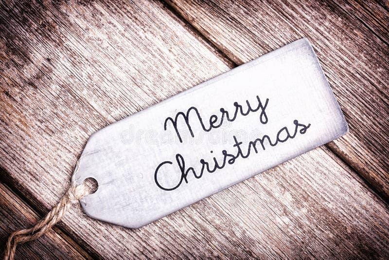 Deseos de la Feliz Navidad fotografía de archivo libre de regalías