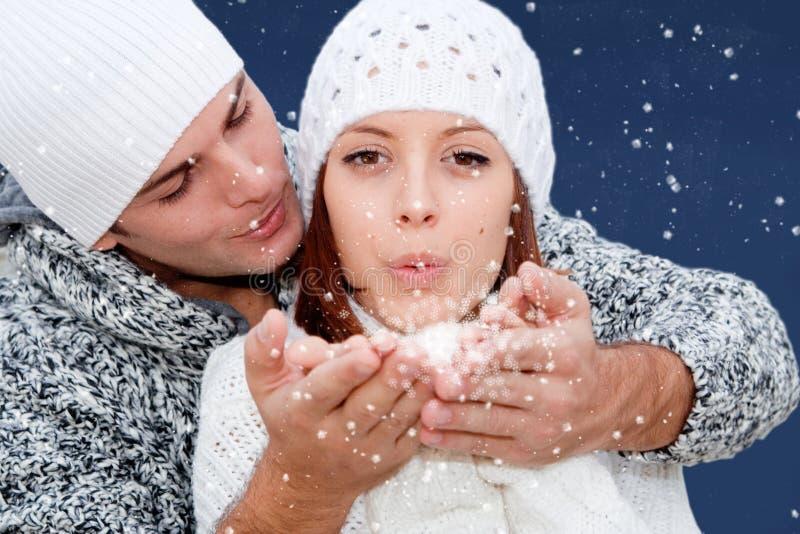 Deseos de la Navidad o del Año Nuevo imagen de archivo libre de regalías
