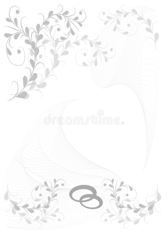 Deseos Wedding libre illustration