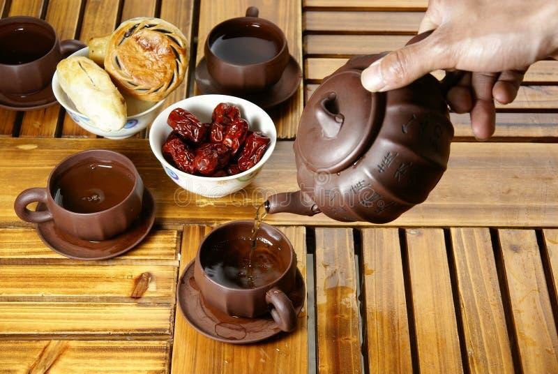 deserowa herbata obrazy stock
