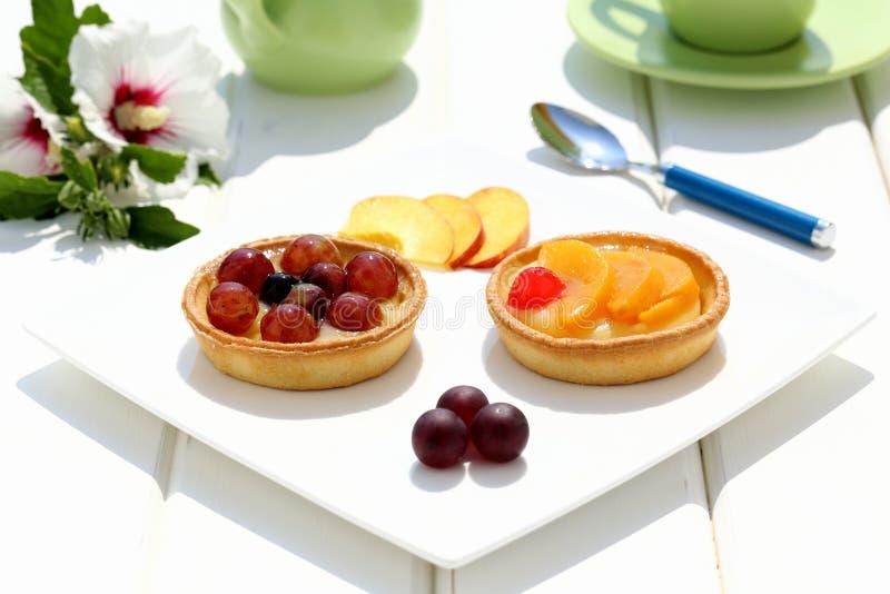 deserowej owoc tarta zdjęcia royalty free