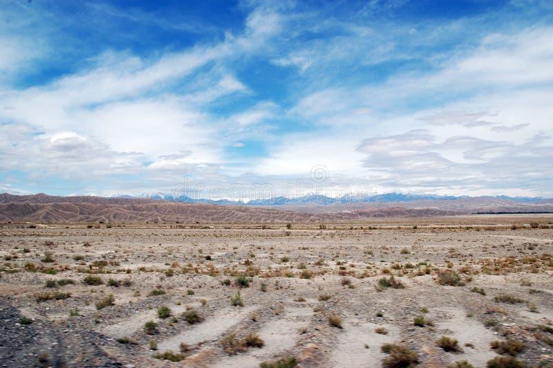 Download Desert stock image. Image of blue, struggle, cloud, sunny - 11402945