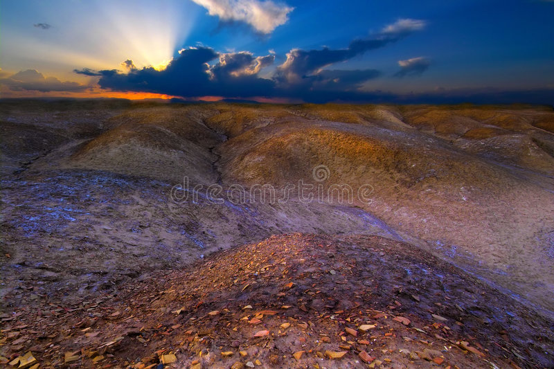 Download Desert stock image. Image of exhausted, scenery, pattern - 2608329